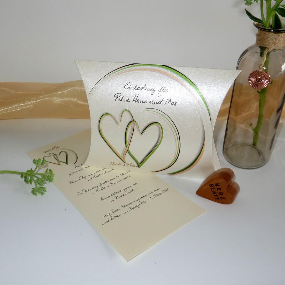 Hochzeitseinladungsbox