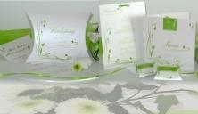 Loop weiß & grün