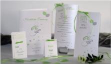 Blättertraum grün & grau