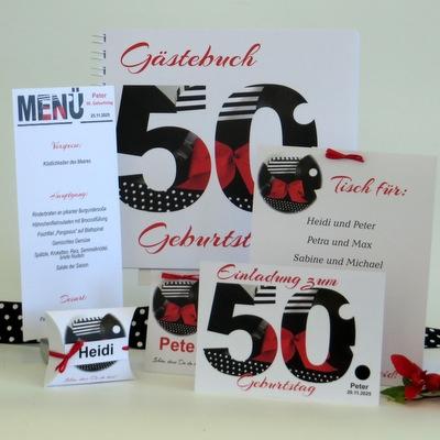 Einladungskarten und mehr für eine unvergessliche Geburtstagsfeier.