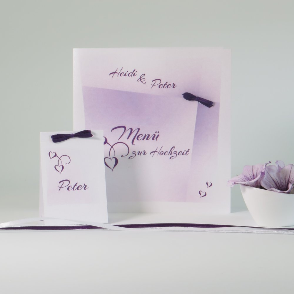 Lieblingsfarbe lila