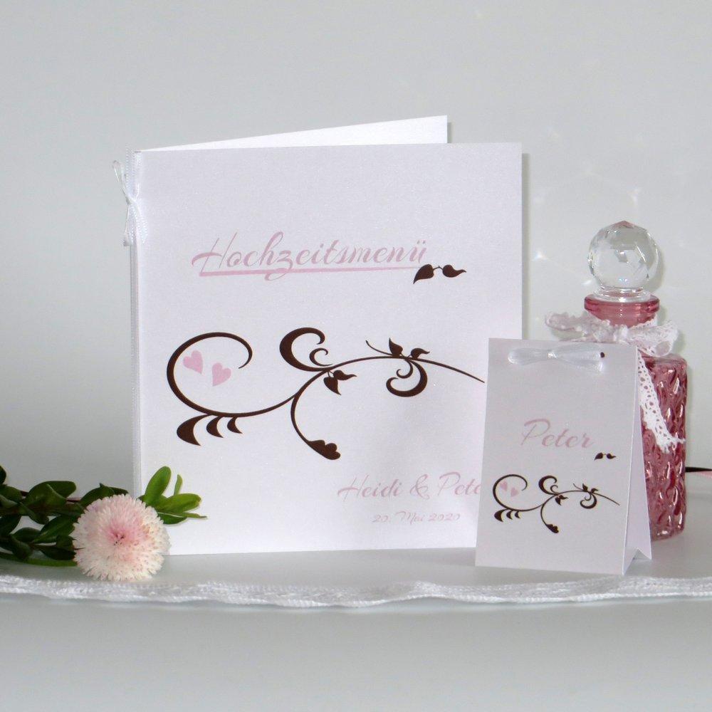 Event braun & rosa