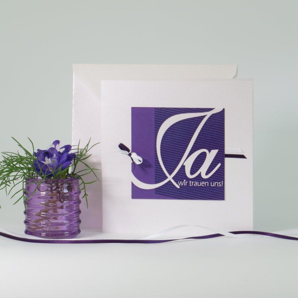 Akzente lila
