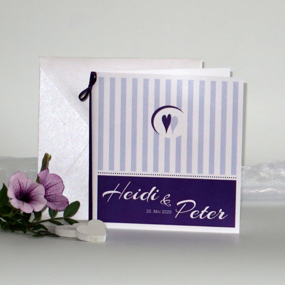 Liebeszauber lila & flieder