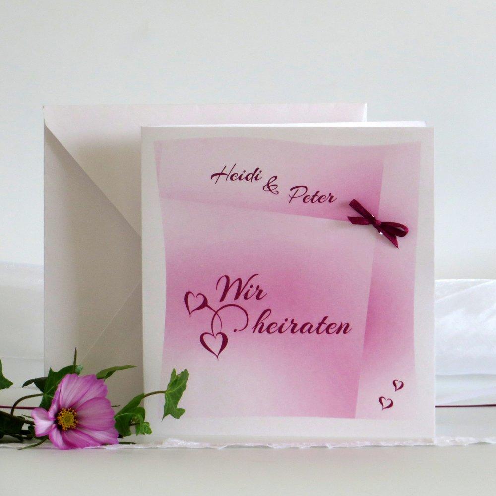 Lieblingsfarbe pink & weiß