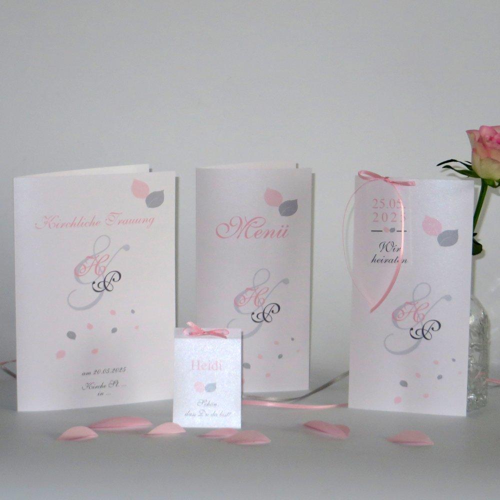 Blättertraum rosa