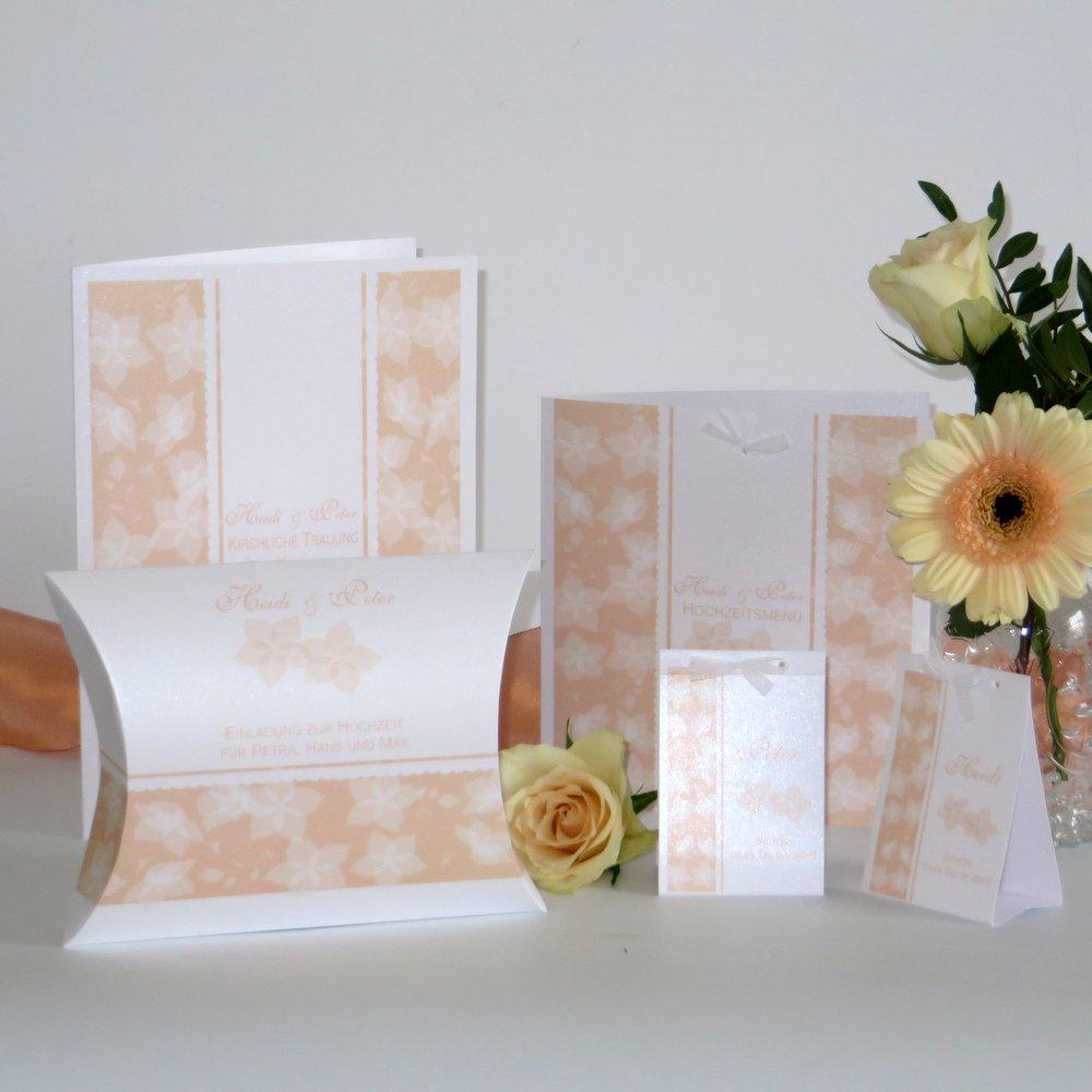 Blütentraum apricot