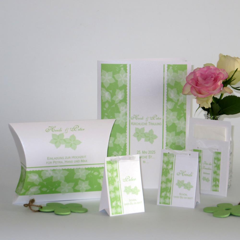 Blütentraum grün