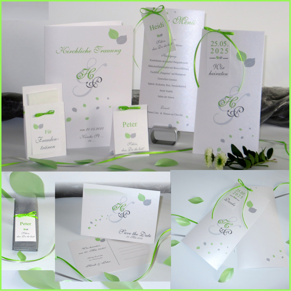 Blättertraum grün
