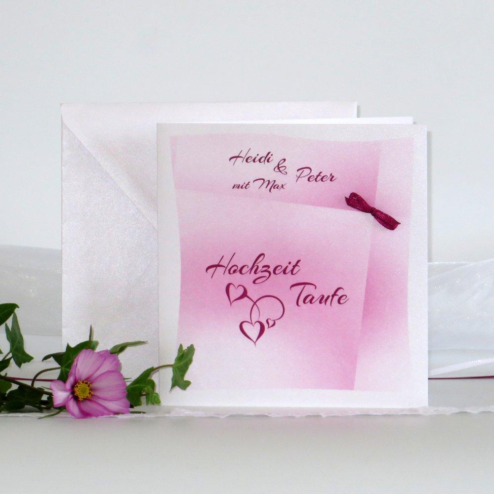Lieblingsfarbe pink Traufe