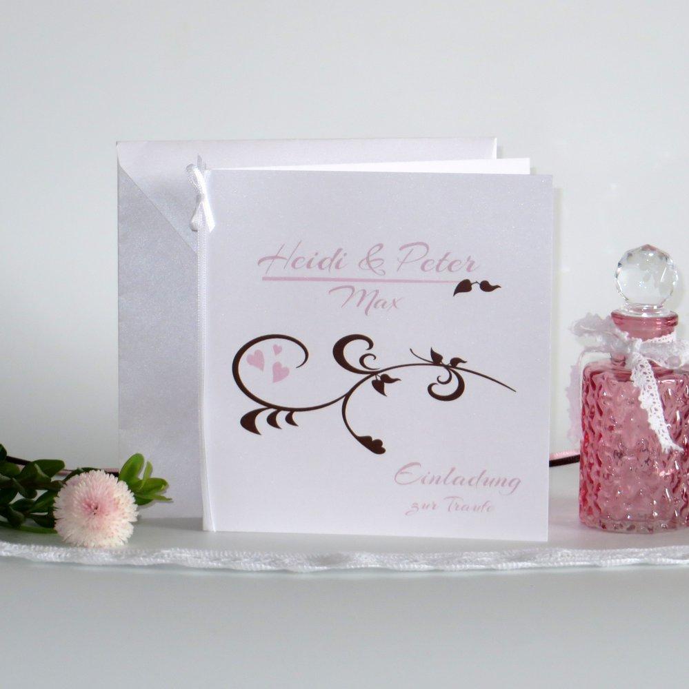 Event rosa & braun Traufe
