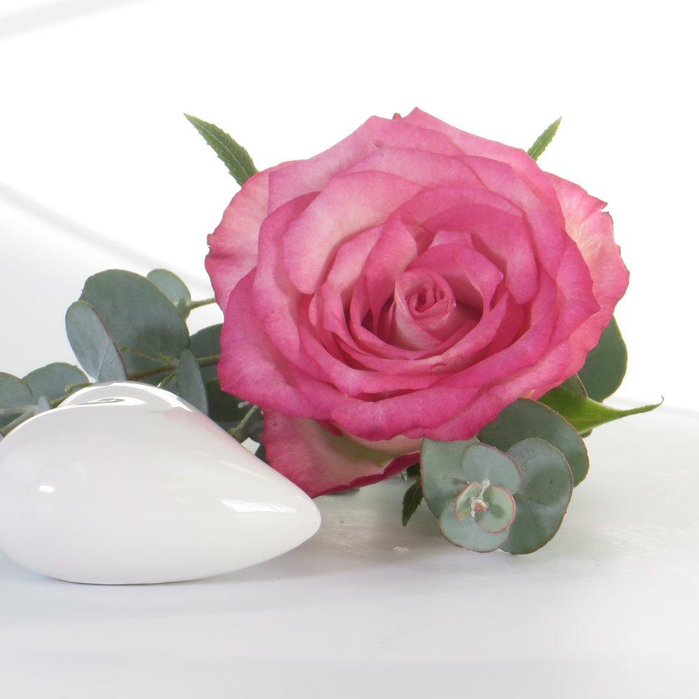 Hochzeitskarten Rose